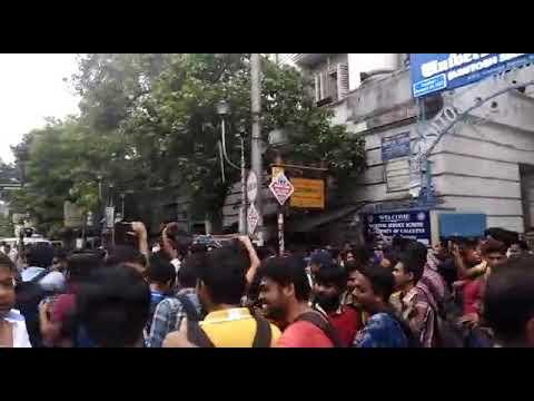 Calcutta university exam date post poned of undergraydute exam