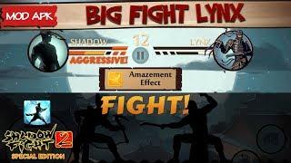 Shadow Fight 2 Special Edition Mod | Big Fight Lynx