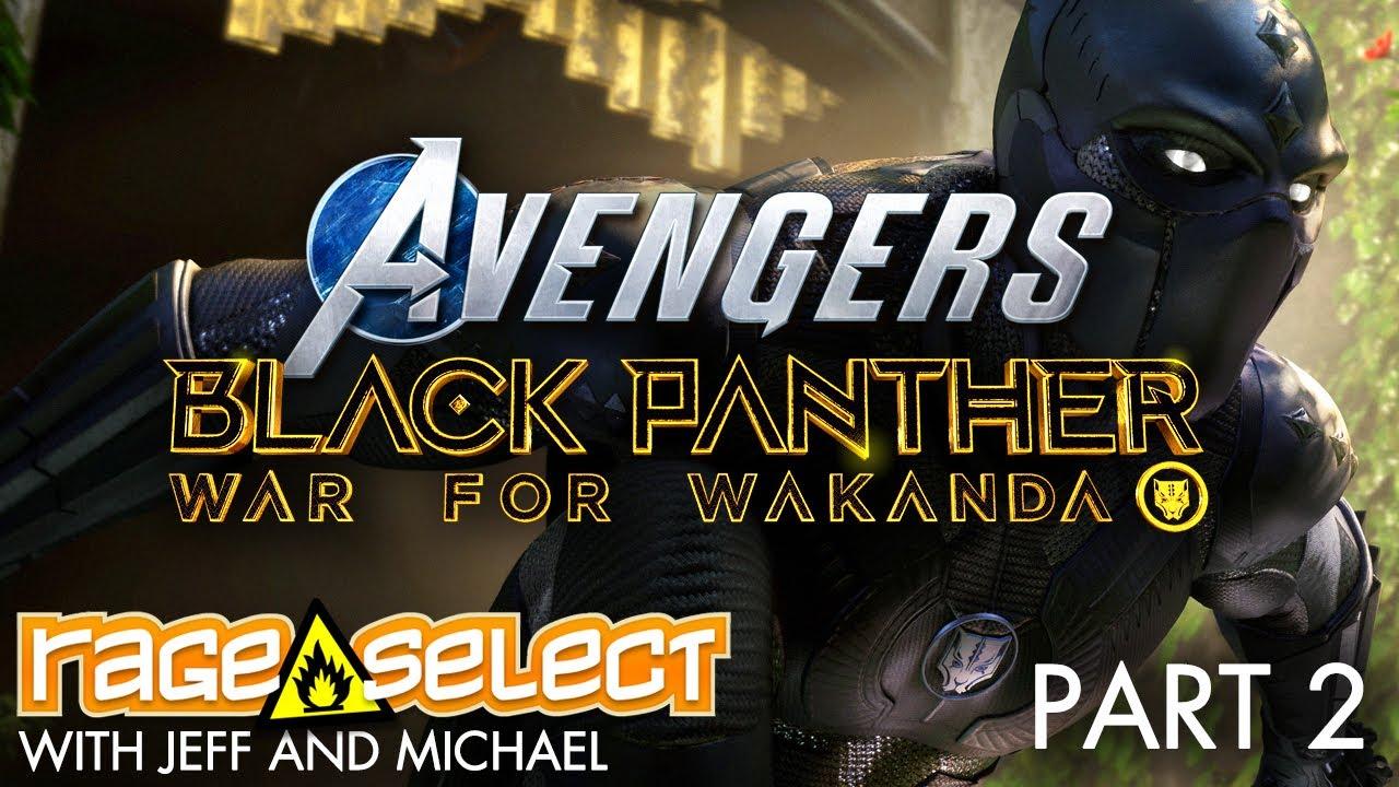 Marvel's Avengers: War For Wakanda (The Dojo) Let's Play - Part 2