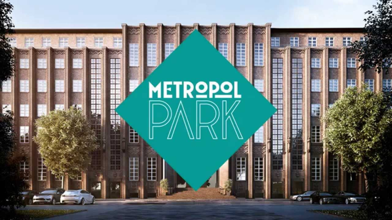 Metropolpark Berlin architektur, kunst und design: metropol park berlin - youtube