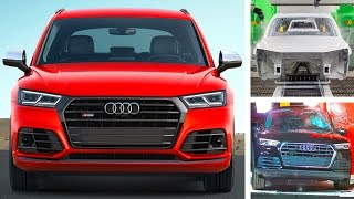 Audi Q5 (2017) Everything you expect, in a better package [YOUCAR]