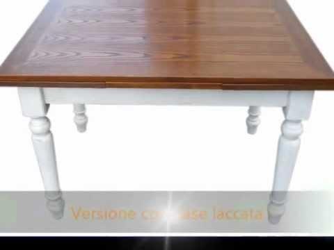 Tavoli Da Cucina In Legno Arte Povera.105 Tavolo Arte Povera Tavolo Tavoli Consolle Classici
