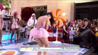 Katy Perry - I Kissed A Girl - live 1080p - 08.27.10 T-d Show
