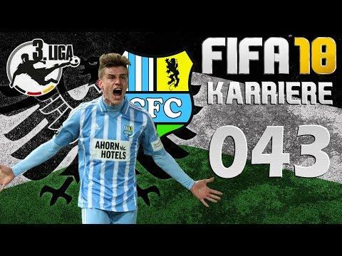 FIFA 18 Karrieremodus | Part 43 | Kurz vor dem Ziel - 36. Spieltag | Chemnitzer FC
