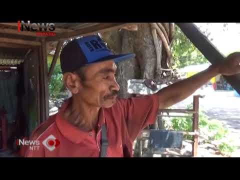 iNews NTT - Limbah Warung Makan di Jalan Eltari Kefamenanu Resahkan Warga dan Pengguna Jalan