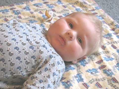 Reiss Daniel 3½  months old