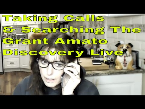 Discussing Amato Case and Discovery on Live with Mommy Ramblings