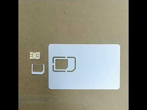 3G 4G Test Card for R&S CMW500 CMU200 AGILENT8960 Anritsu ...