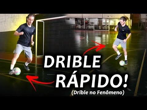 DRIBLE DE FUTSAL EM VELOCIDADE FÁCIL DE FAZER!! 🔥   Futsal skills 2019