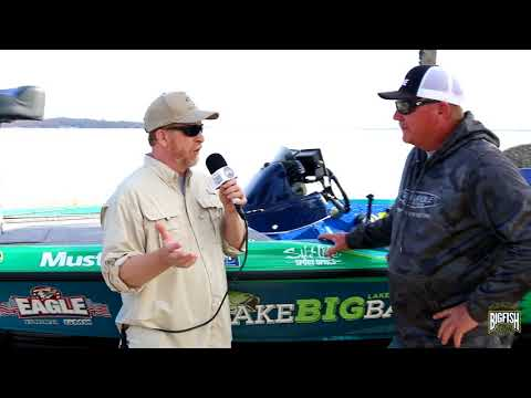 Pro Bass Fisherman Tim Frederick Talks Sponsors And His Upcoming Compitition
