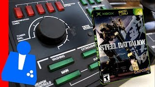 Steel Battalion & its MASSIVE / Expensive Controller (Xbox) - H4G