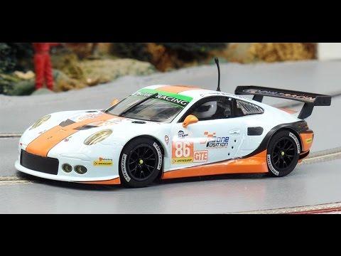 Scalextric Porsche 911