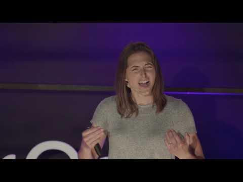 TEDx Talks: The Making of a Superhero   Elissa Sagoskin   TEDxShenkarCollege