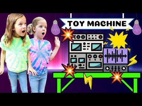 Silly Toy Scientist Lucy Makes Lil` Gleemerz Toys