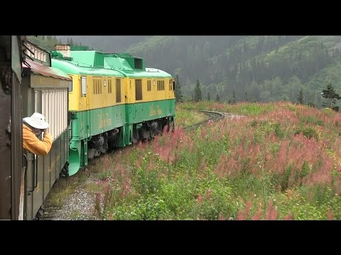 White Pass Summit Excursion Skagway Alaska 2015
