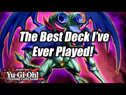 Yu-Gi-Oh! The Best Deck I've Ever Played!