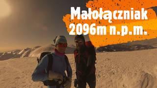 Tatry Zachodnie na nartach
