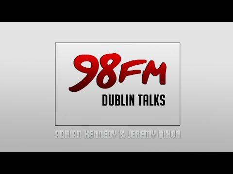 98FM Dublin Talks - Random Hour 15/06/2017