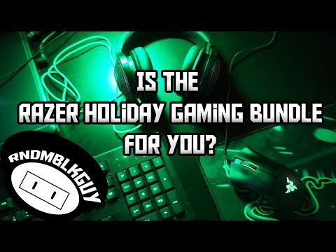 Is the Razer Holiday Gaming Bundle for you? - Tech Tailored