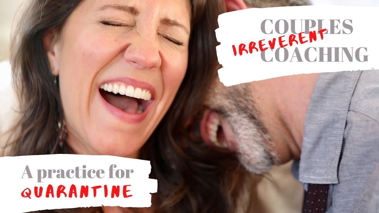 Video: transform quarantine stress into intimacy