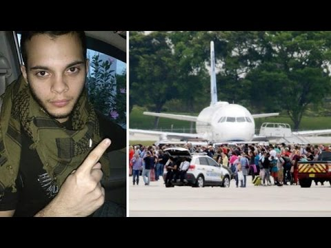 Ft. Lauderdale-Hollywood Int'l Airport Attack and Airport Security - LEO Round Table episode 132