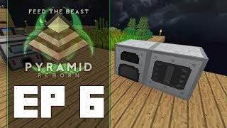 FTB Pyramid Reborn Ep 6 | Industrial Machines | Dolinmyster Plays FTB Pyramid Reborn