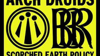 ARCH DRUIDS - SCORCHED EARTH POLICY