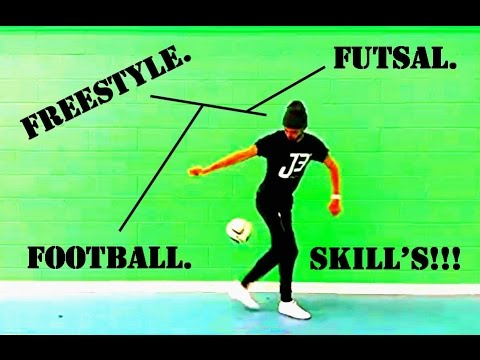 J3 Balr : Vol.1: ★ Freestyle | Futsal | Football Skills!! ★ ᴴᴰ