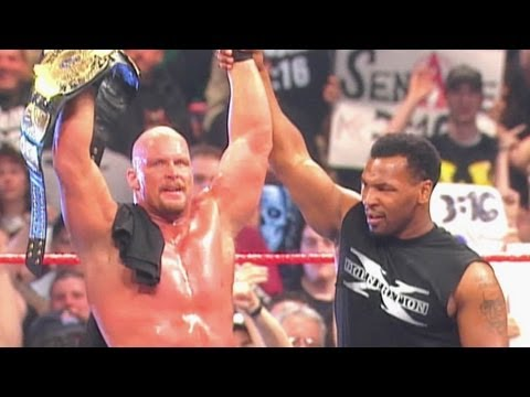 Mike Tyson - WWE Hall of Fame class of 2012