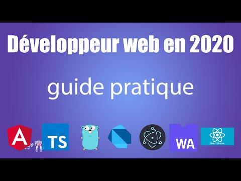 Développement web en 2020 : le guide pratique du développeur web !