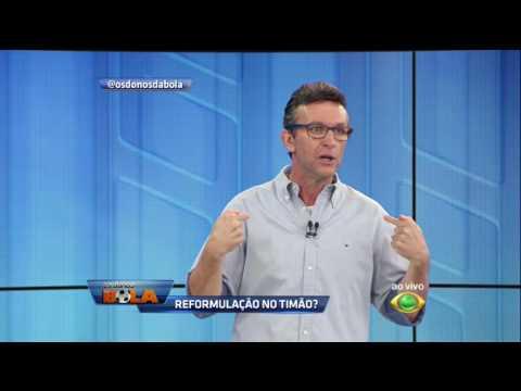 Você Não é Vidente, Diz Neto Para Roberto De Andrade