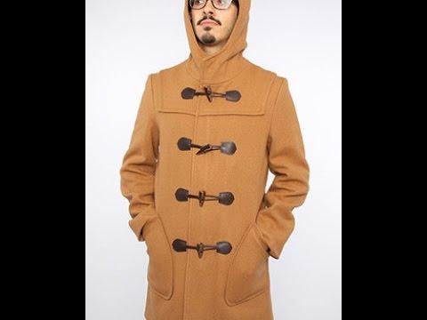 Пальто Дафлкот. Моделирование кокетки с капюшоном.