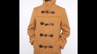 """Пальто """"Дафлкот"""". Моделирование кокетки с капюшоном."""