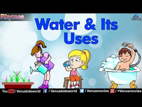 Water & Its Uses