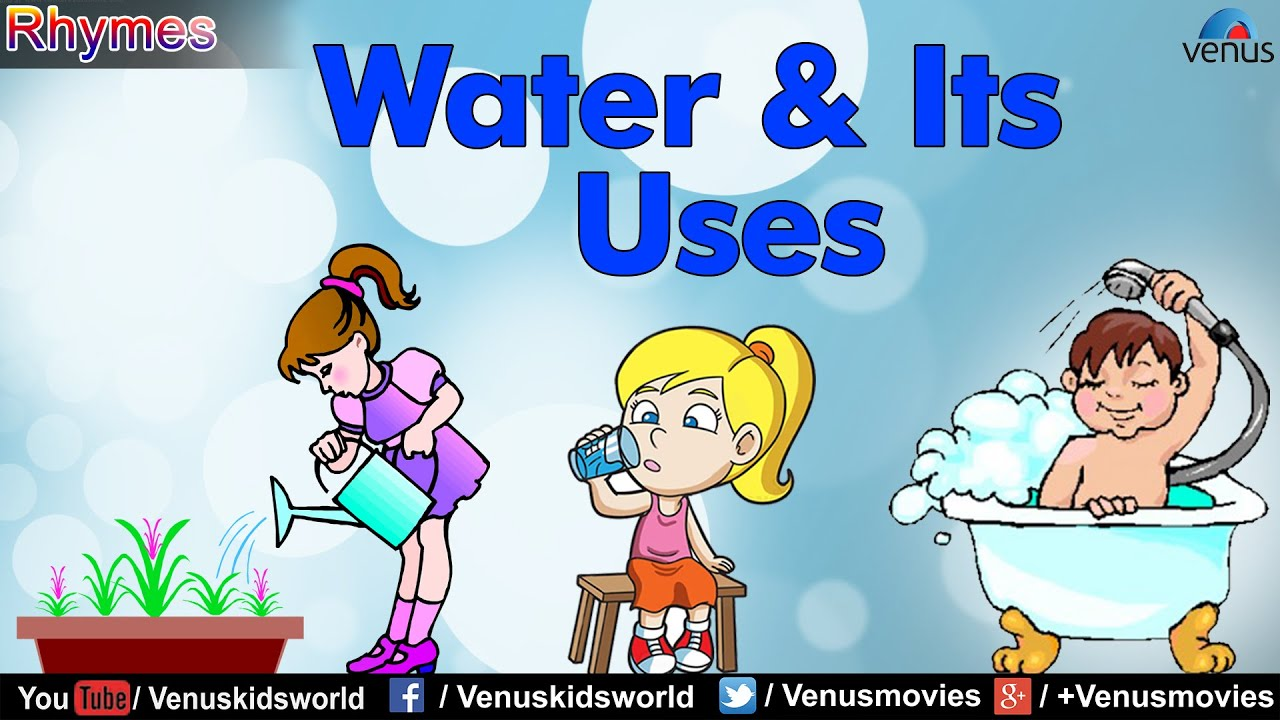 Water & Its Uses - YouTube