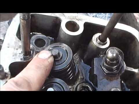 падает компрессия в двигателе
