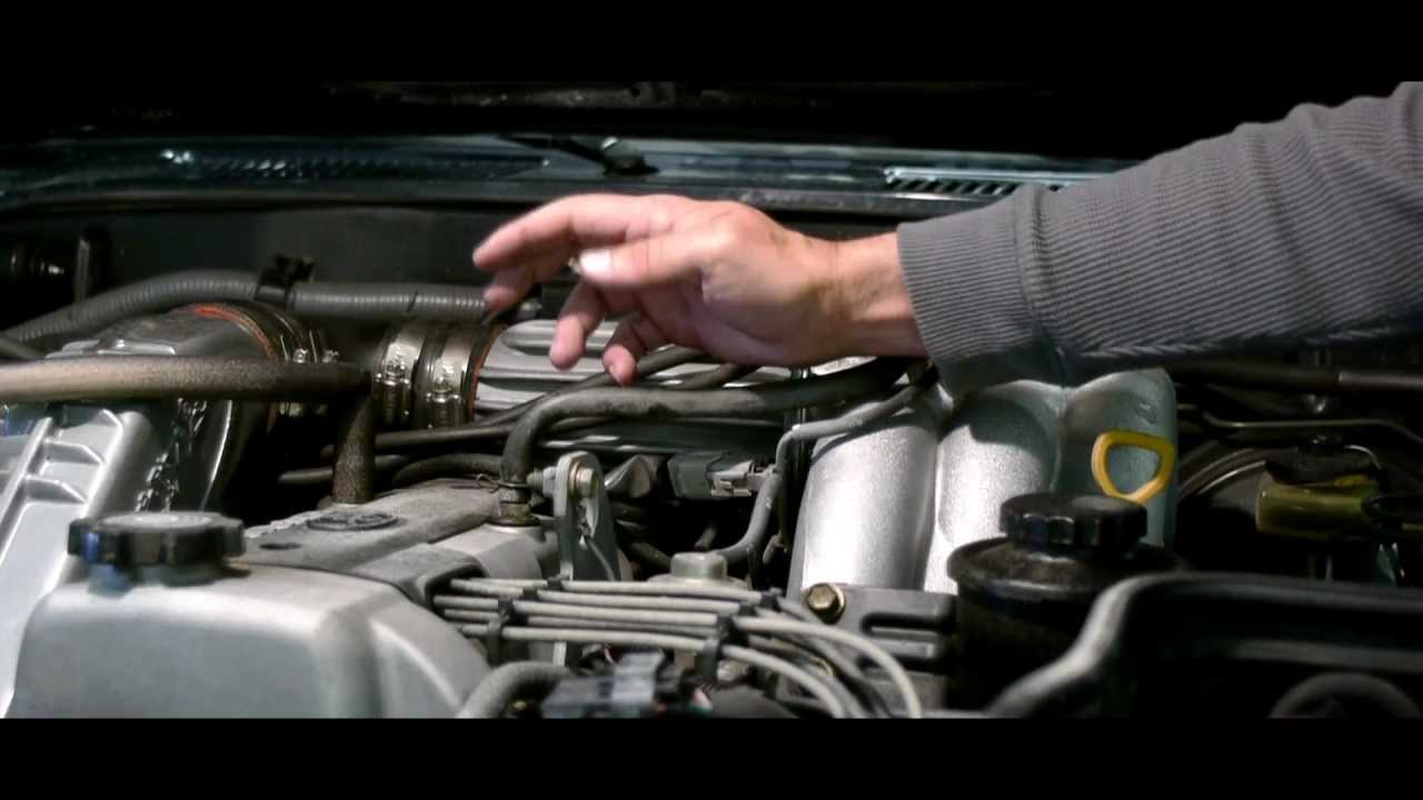 Toyota Land Cruiser PCV Oil Separator  YouTube