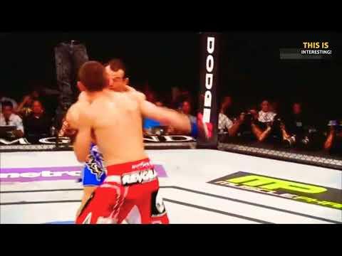 10 aksi kebrutalan Khabib Nurmagomedove di UFC