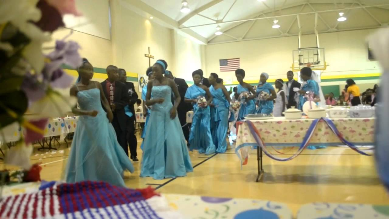 Hakiza Jeanpaul wedding part 3