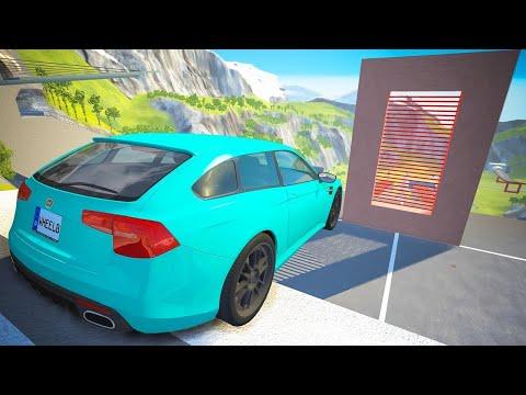 НОВЫЙ МУЛЬТФИЛЬМ про машинки для мальчиков Beamng Drive мультик аварии игра машины гонки машина