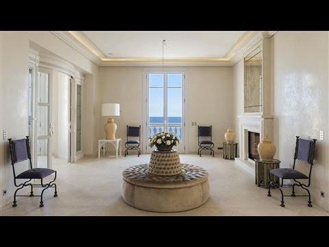 Rebuilding a Historic Villa on the French Riviera
