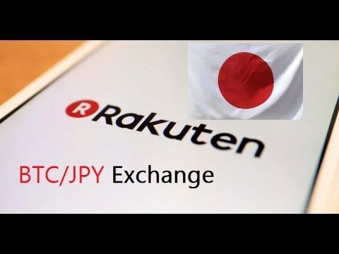 Rakuten – Japanese Crypto Exchange 🥇