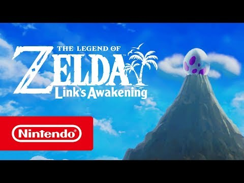 The Legend of Zelda: Link's Awakening - La légende raconte que...