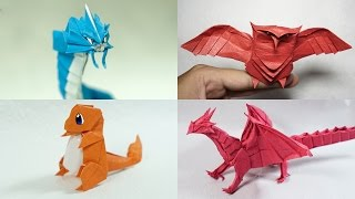 Top 20 Origami 2016 (Henry Phạm)