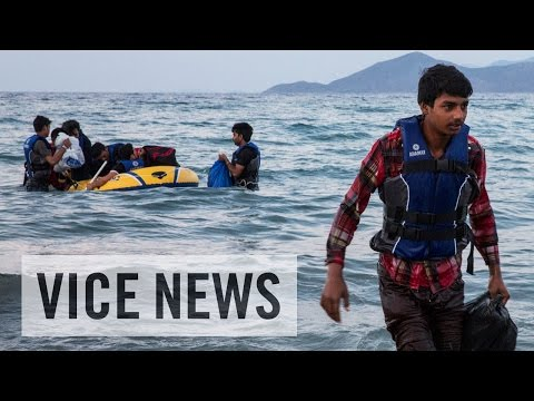 Migrants Stranded on Kos: Europe or Die