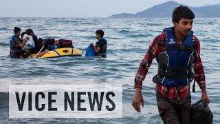 Migrants Stranded on Kos: Europe or Die