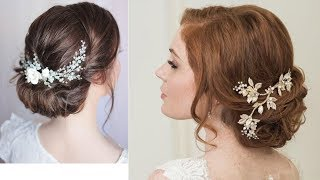 CUTE & EASY Hairstyles , Most Beautiful Hairstyles |How To Style For Own Hair #8