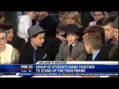 Danny's Band of Brothers Joins FOX 25 News