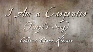 I Am a Carpenter (Joseph