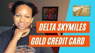Delta SkyMiles Gold Credit Card | American Express Gold
